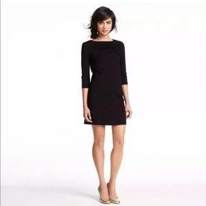 Kate spade Livia Ponte dress size 2 black